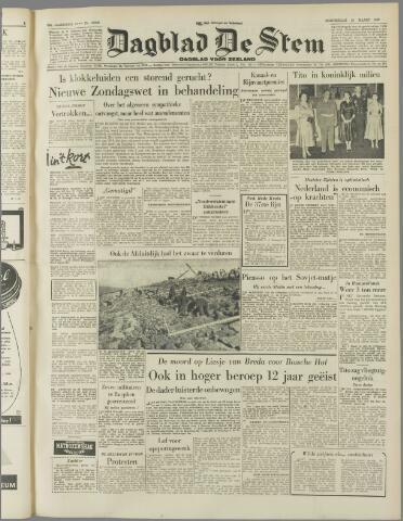 de Stem 1953-03-19