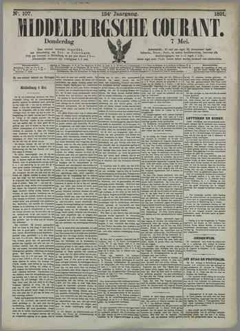 Middelburgsche Courant 1891-05-07