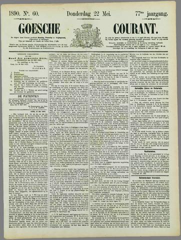 Goessche Courant 1890-05-22