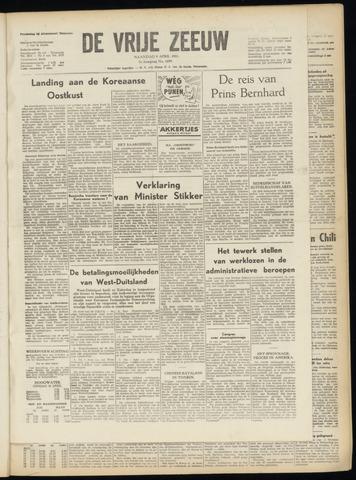 de Vrije Zeeuw 1951-04-09