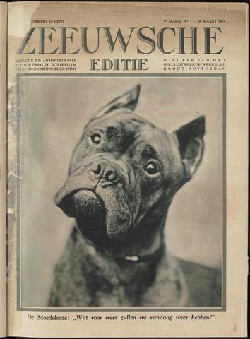 Ons Zeeland / Zeeuwsche editie 1931-03-20