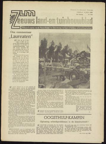 Zeeuwsch landbouwblad ... ZLM land- en tuinbouwblad 1965-07-09