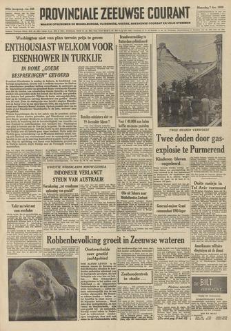 Provinciale Zeeuwse Courant 1959-12-07