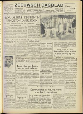 Zeeuwsch Dagblad 1955-04-19
