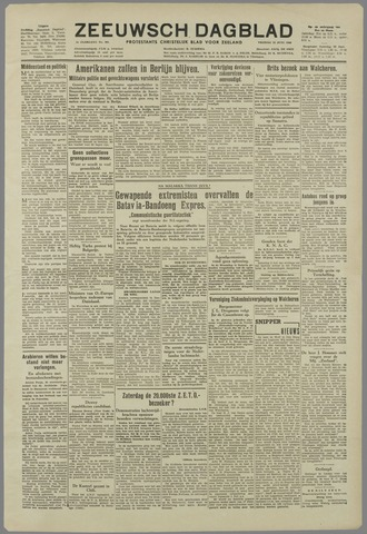 Zeeuwsch Dagblad 1948-06-25