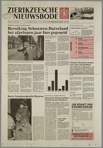 Zierikzeesche Nieuwsbode 1996-01-05