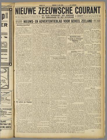 Nieuwe Zeeuwsche Courant 1923-07-17