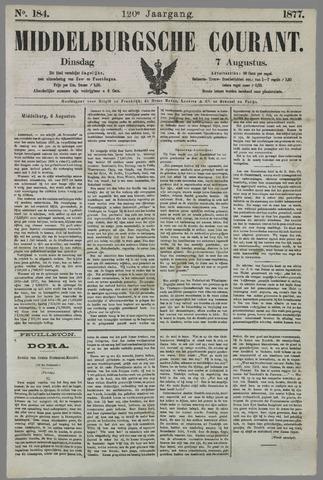 Middelburgsche Courant 1877-08-07