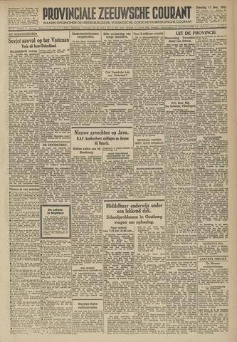 Provinciale Zeeuwse Courant 1945-12-11