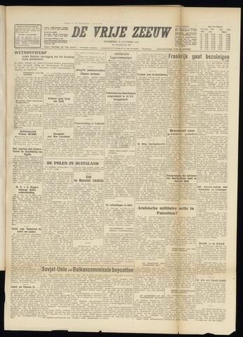 de Vrije Zeeuw 1947-10-11