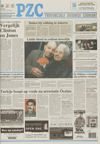 Provinciale Zeeuwse Courant 1998-11-14