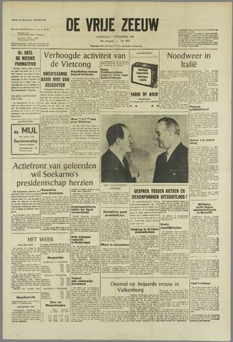 de Vrije Zeeuw 1966-11-05