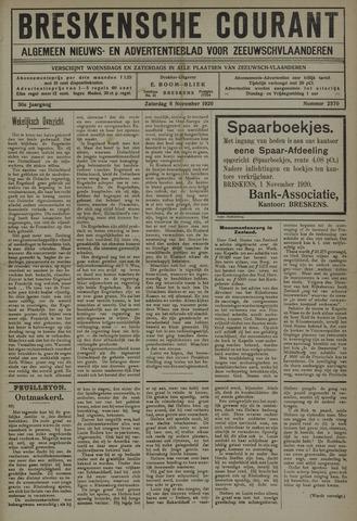 Breskensche Courant 1920-11-06