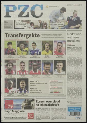 Provinciale Zeeuwse Courant 2014-09-02