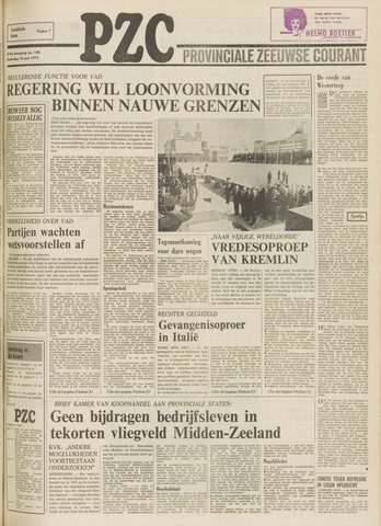Provinciale Zeeuwse Courant 1975-05-10