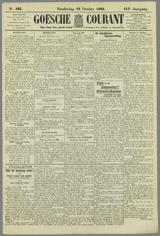 Goessche Courant 1924-10-16
