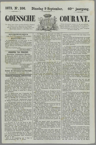 Goessche Courant 1873-09-09