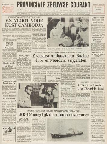 Provinciale Zeeuwse Courant 1971-01-18