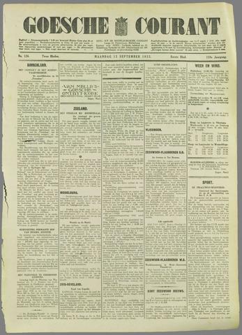 Goessche Courant 1932-09-12