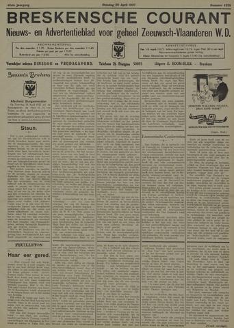 Breskensche Courant 1937-04-20