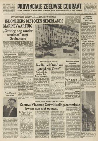 Provinciale Zeeuwse Courant 1962-03-26