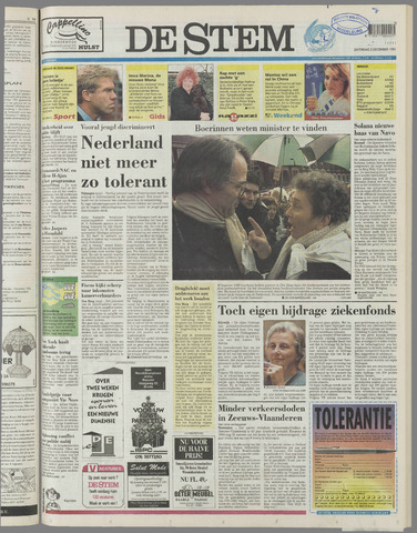de Stem 1995-12-02