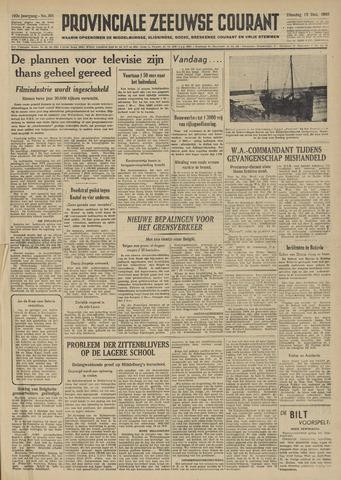 Provinciale Zeeuwse Courant 1949-12-13