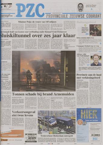 Provinciale Zeeuwse Courant 2006-11-21