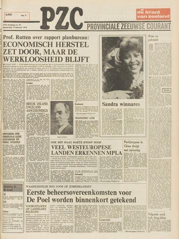 Provinciale Zeeuwse Courant 1976-02-19
