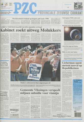 Provinciale Zeeuwse Courant 2000-08-08