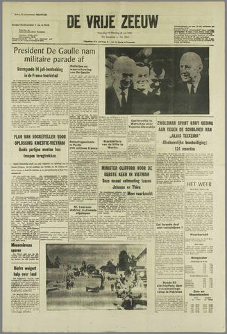 de Vrije Zeeuw 1968-07-15