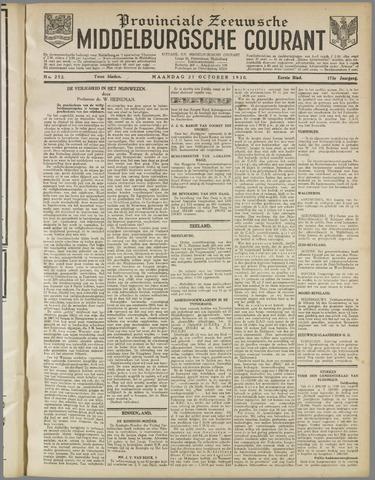 Middelburgsche Courant 1930-10-27