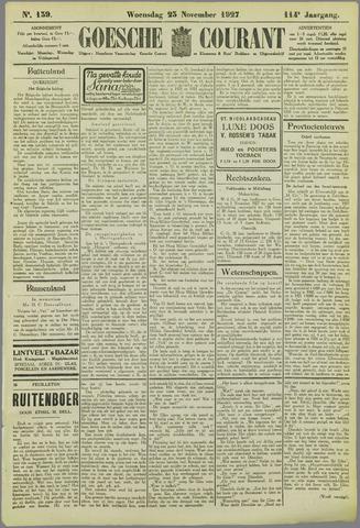Goessche Courant 1927-11-23