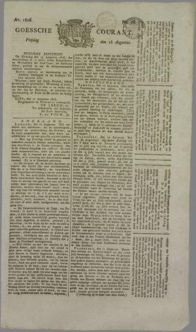Goessche Courant 1826-08-18