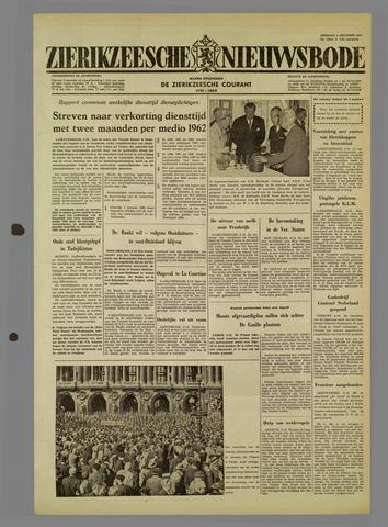 Zierikzeesche Nieuwsbode 1959-10-06