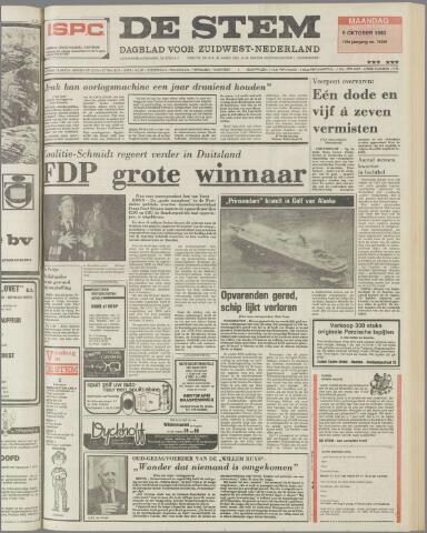 de Stem 1980-10-06