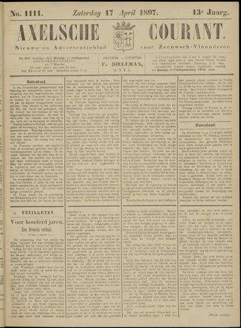 Axelsche Courant 1897-04-17