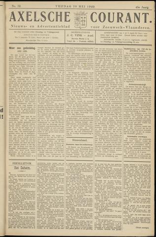 Axelsche Courant 1929-05-10