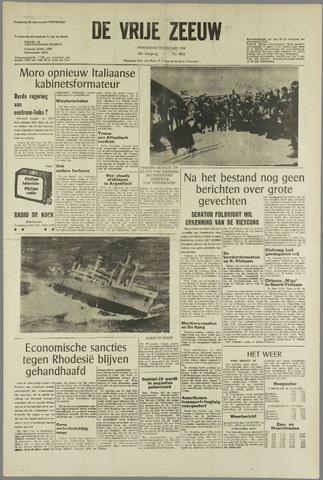 de Vrije Zeeuw 1966-01-26