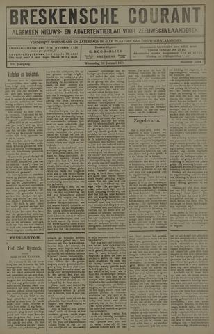 Breskensche Courant 1924-01-16