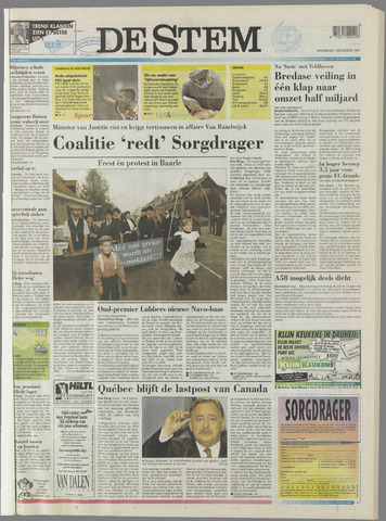de Stem 1995-11-01