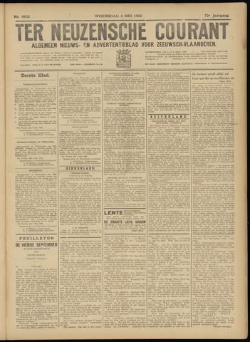 Ter Neuzensche Courant. Algemeen Nieuws- en Advertentieblad voor Zeeuwsch-Vlaanderen / Neuzensche Courant ... (idem) / (Algemeen) nieuws en advertentieblad voor Zeeuwsch-Vlaanderen 1932-05-04