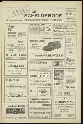 Scheldebode 1954-10-15