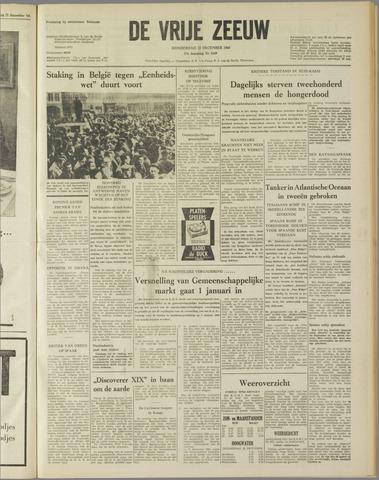 de Vrije Zeeuw 1960-12-22