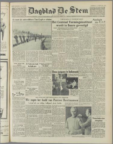 de Stem 1950-02-18