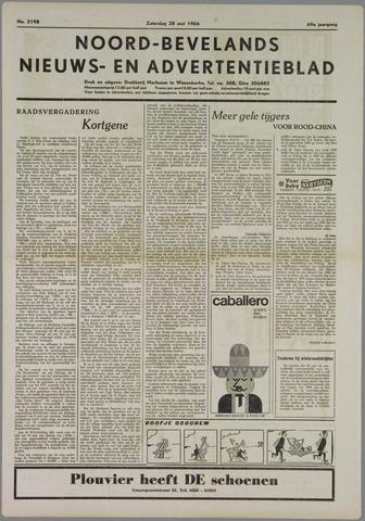 Noord-Bevelands Nieuws- en advertentieblad 1966-05-28