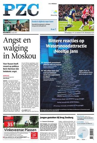 Provinciale Zeeuwse Courant 2015-03-02