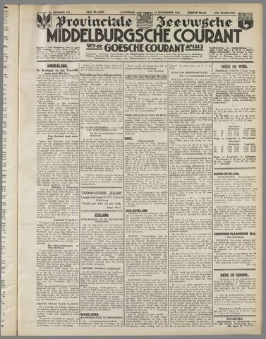 Middelburgsche Courant 1936-09-19