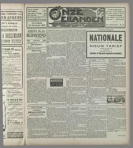 Onze Eilanden 1927-12-24