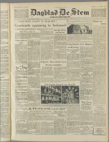 de Stem 1950-10-31